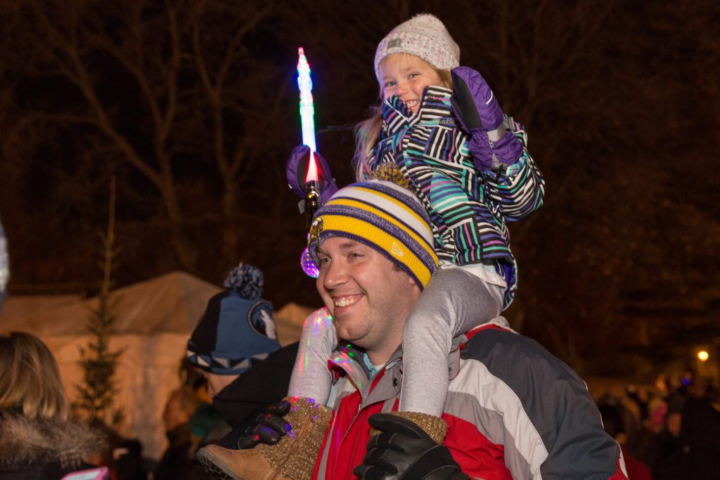 Holiday Lights in Minneapolis, Holiday Parades in Minnesota