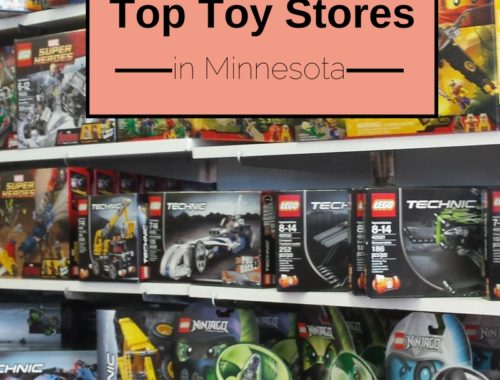 The Top Toy Stores in the Twin Cities