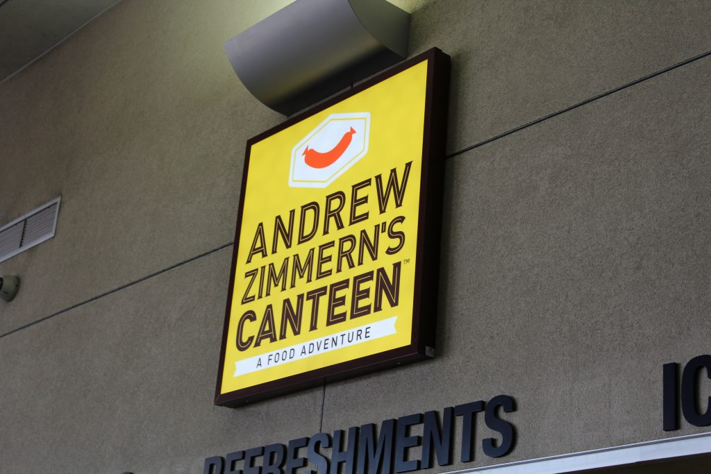 Andrew Zimmern's Canteen Location