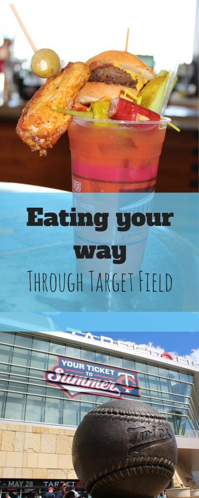 Eating Your Way Through Target Field, New Foods at Target Field