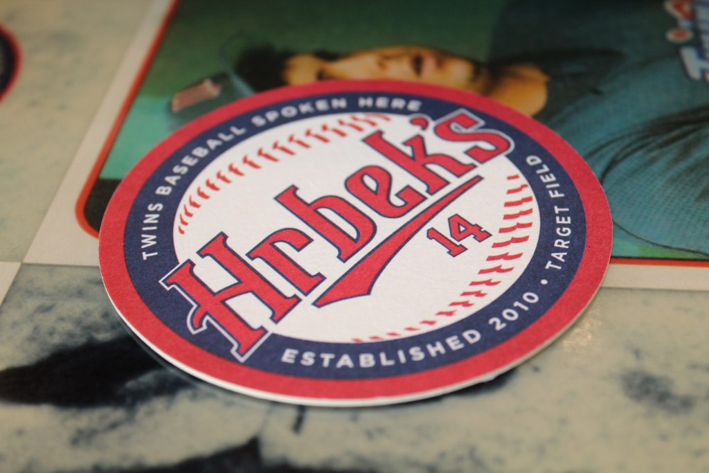 Hebecks Coaster