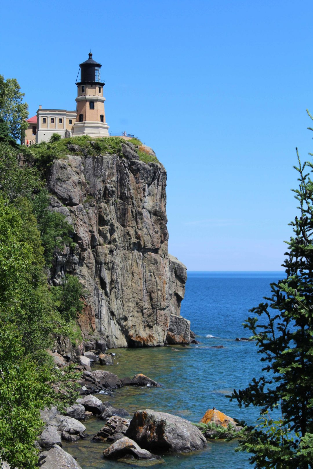Split Rock Lighthouse Two Harbors