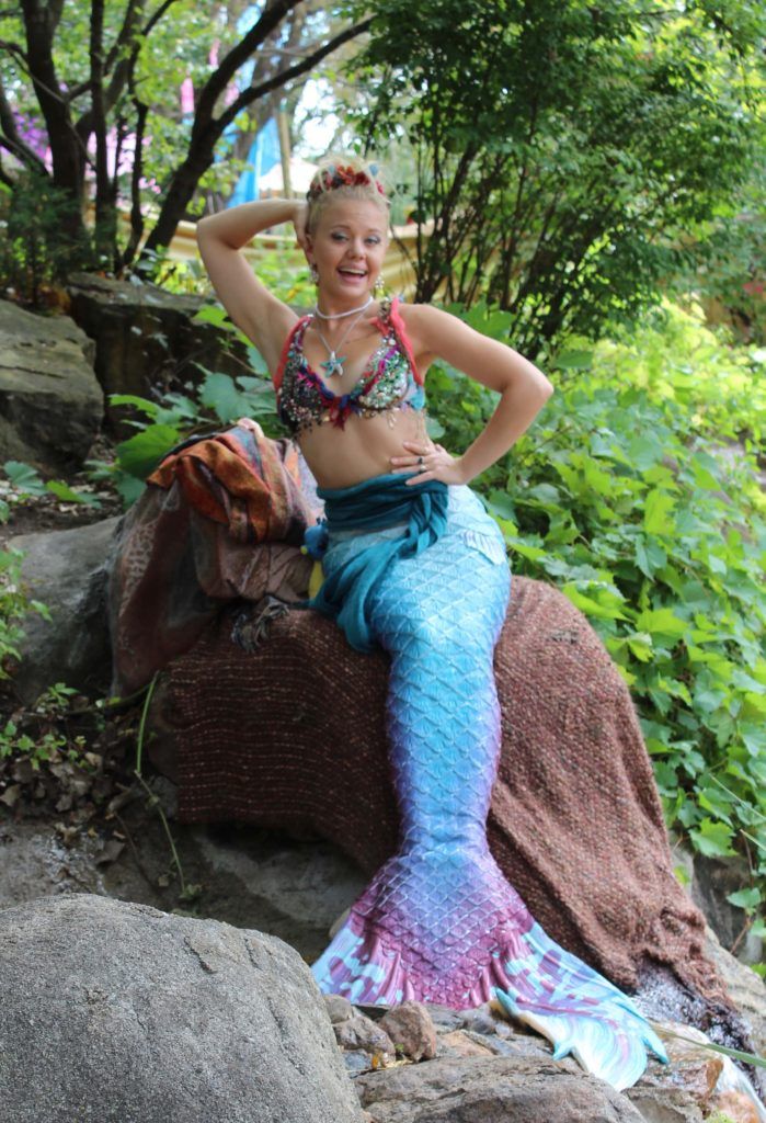 Mermaid at the Minnesota Renaissance Festival