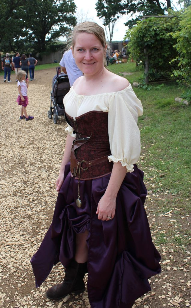 Steampunk at the Minnesota Renaissance Festival