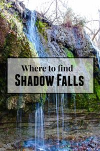 Hidden in St. Paul Minnesota, you will find Shadow Falls. Just remember that getting there is half the fun.