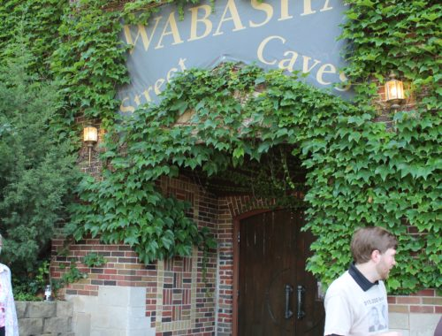 Welcome to Wabasha Street Caves