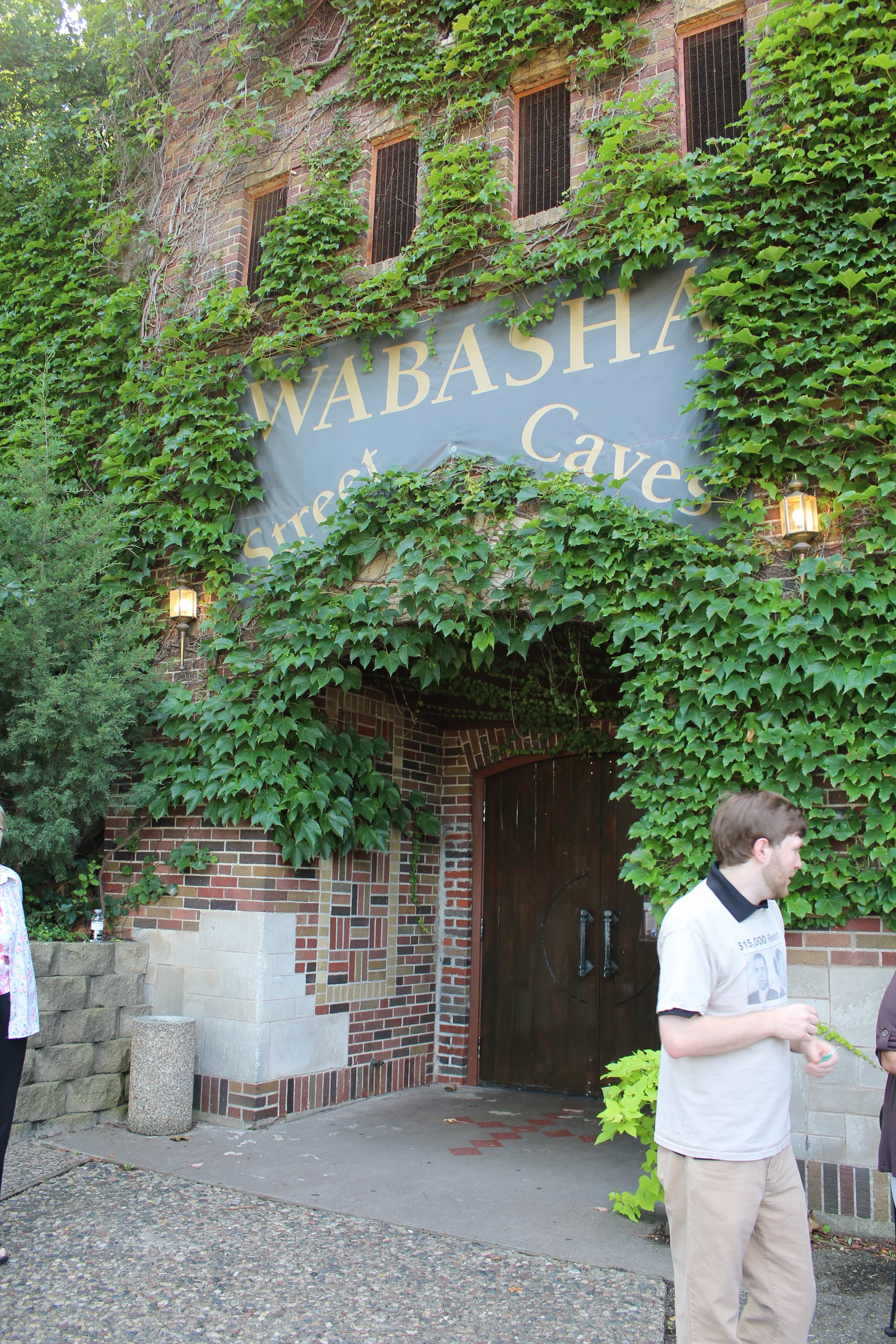 St. Paul Gangsters Looking for a Good Time at the Wabasha Street Caves
