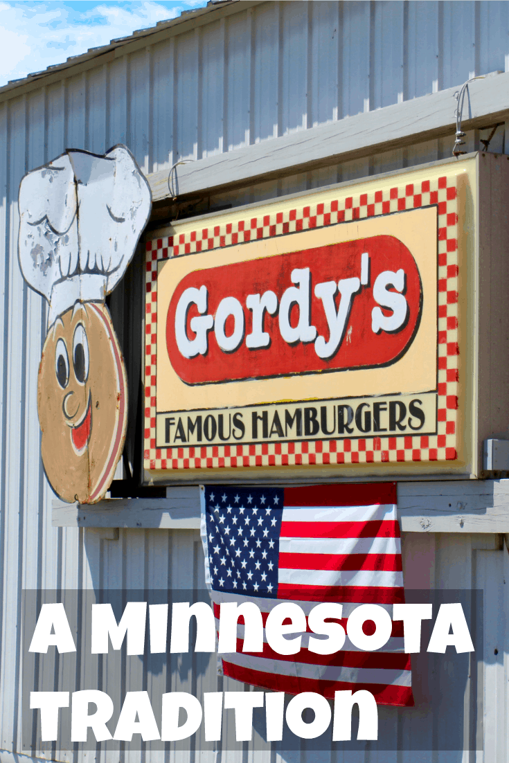 Any trip to MN North Shore would not be complete without a stop at Gordy's Hi Hat in Cloquet