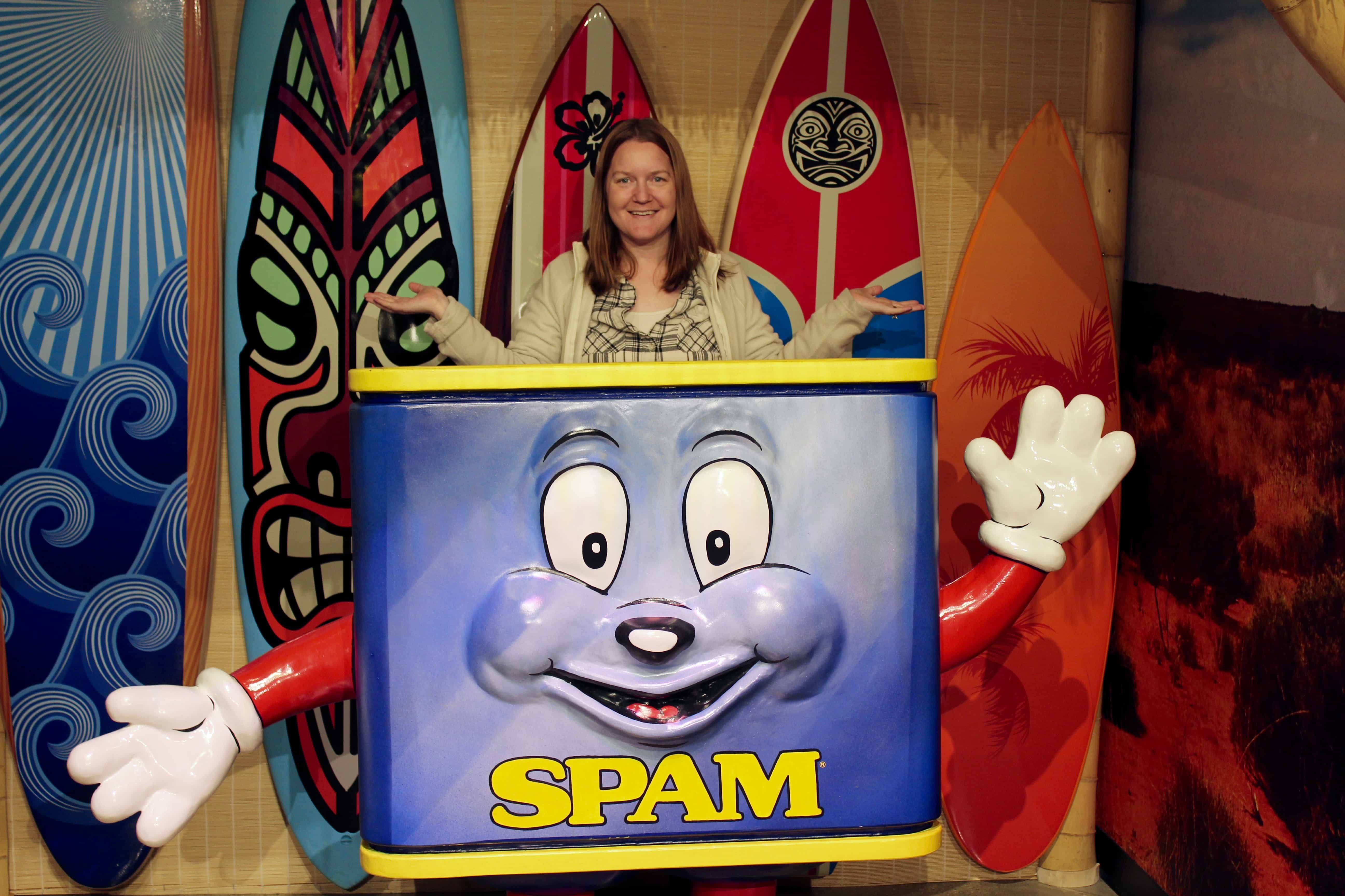 Finding out what's in a can of SPAM at the SPAM Museum