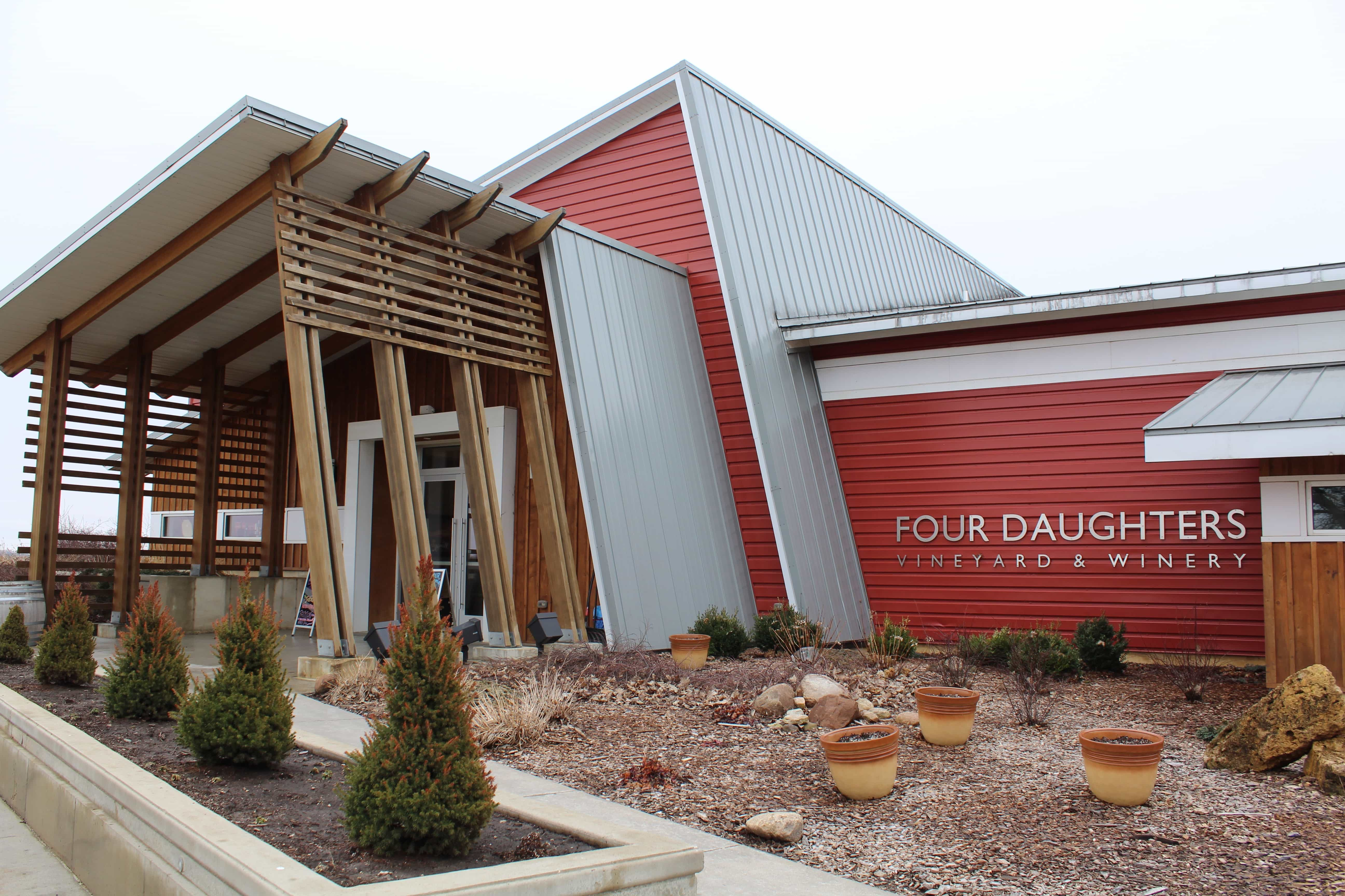 Four Daughters Winery | The Home of Loon Juice Cider