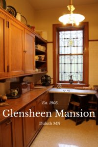 The Glensheen is a taste of Downton Abbey in Duluth MN. Find out how the other half lived.