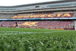 TCF Bank Stadium - Home to MN United and the Golden Gophers