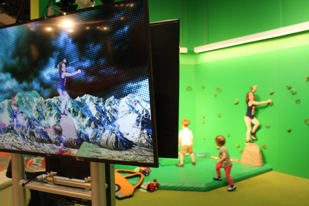 Minnesota Children's Museum Green Room