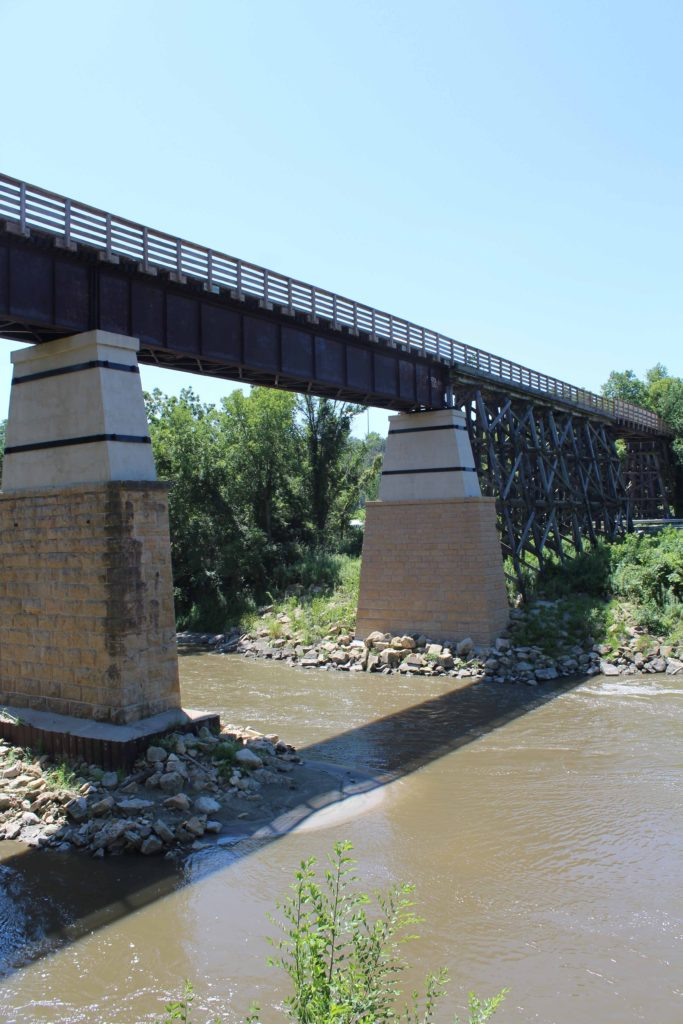 Le Sueur River Bridge