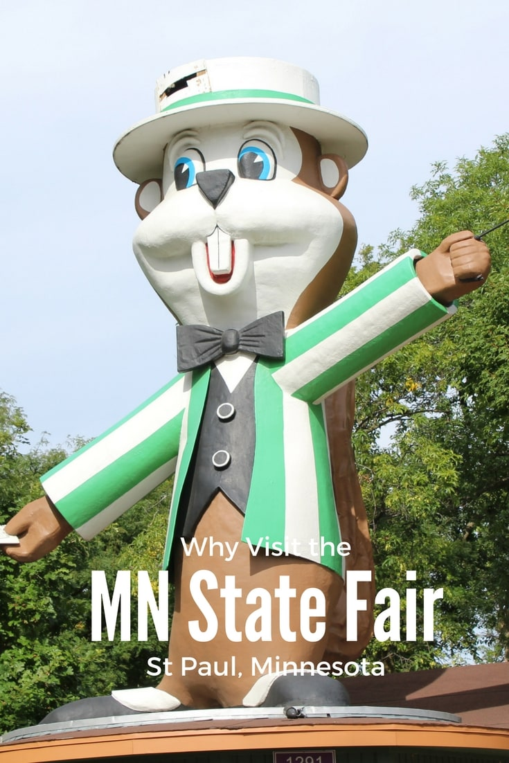 All the best reasons to go to the Minnesota State Fair and what keeps me coming back each year. And all the new things this year at the Great MN Get-Together