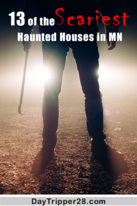 The scariest haunted houses to visit this halloween in the Twin Cities. Halloween | Adults | Zombies | Clowns | Maze | Thrill | Minnesota