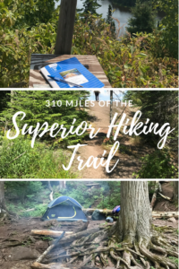 What to expect, how to find a campsite and everything else you need to know about the superior hiking trail in northern minnesota