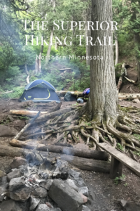 Campsites, water sources and all the other details you need to know about the superior hiking trail