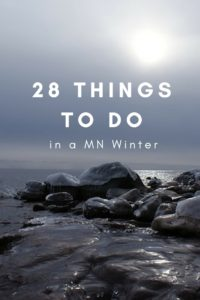 28 Things to do in the Twin Cities this winter. #StPaul #Mpls