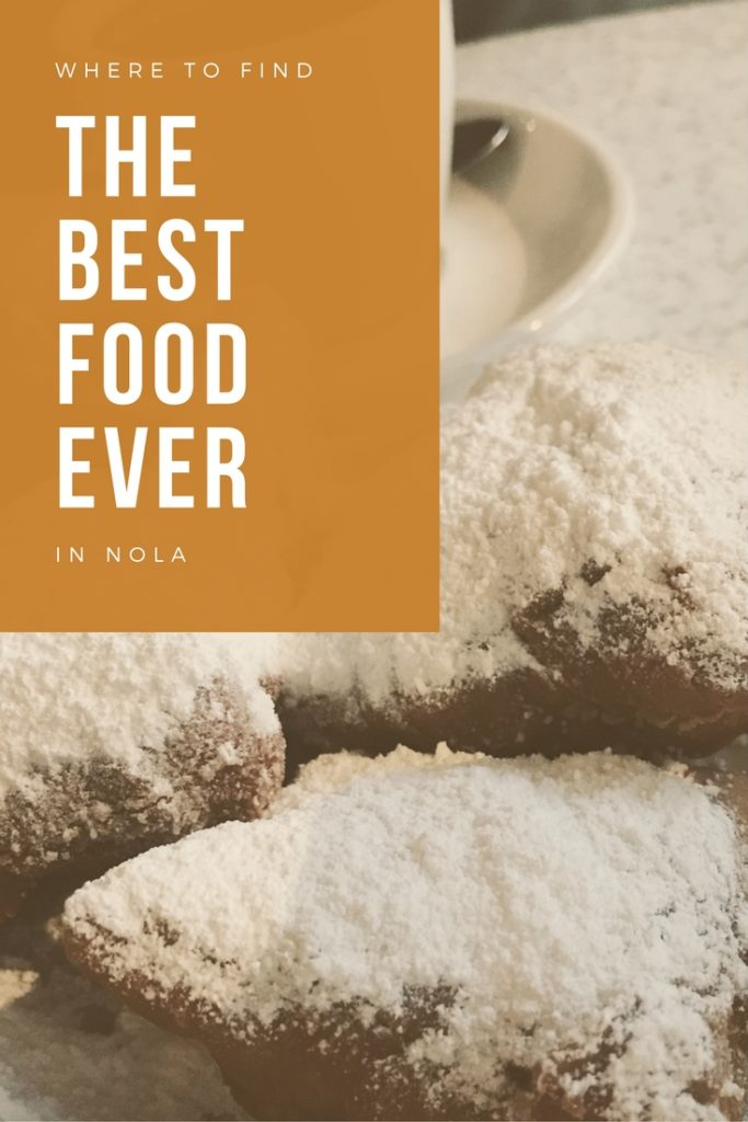 What to eat in the French Quarter. The best dishes and where to find them all in one place, NOLA. #Foodie #NOLA #NewOrleans #DiningGuide