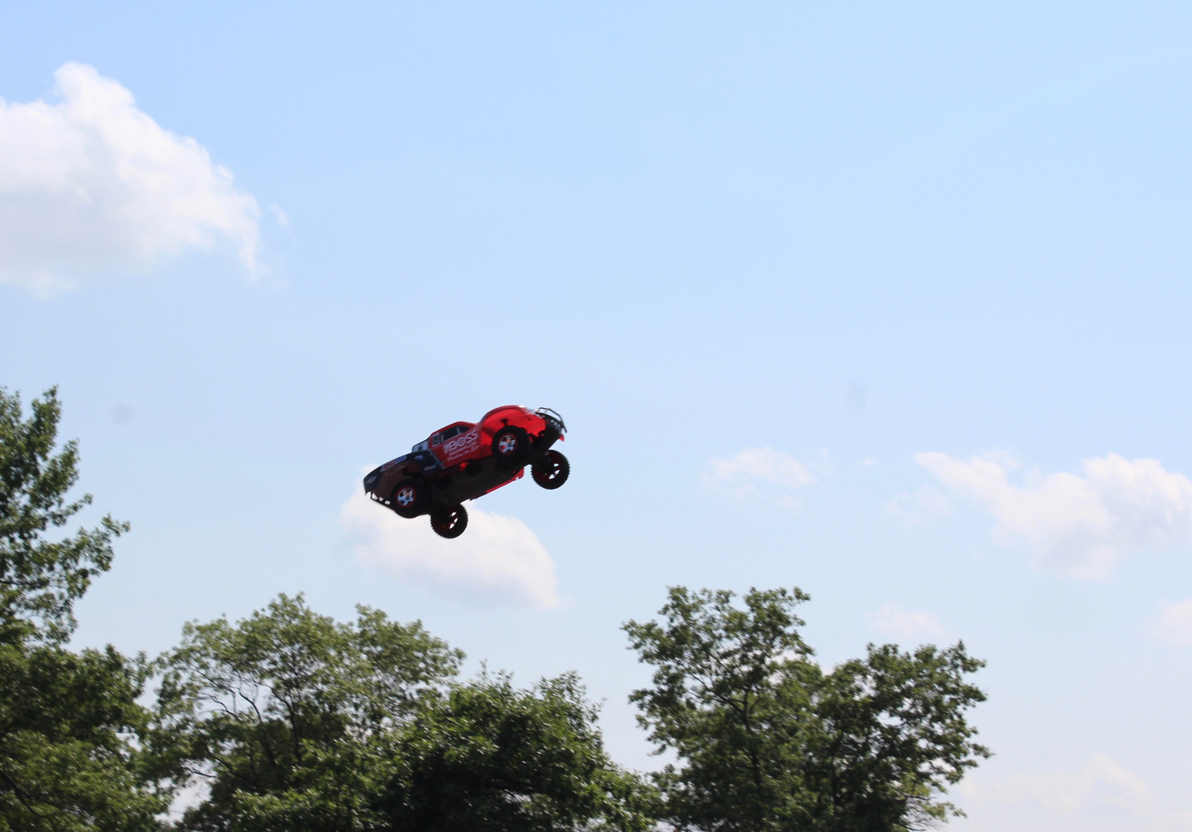 RC Cars at the Brainerd International Raceway