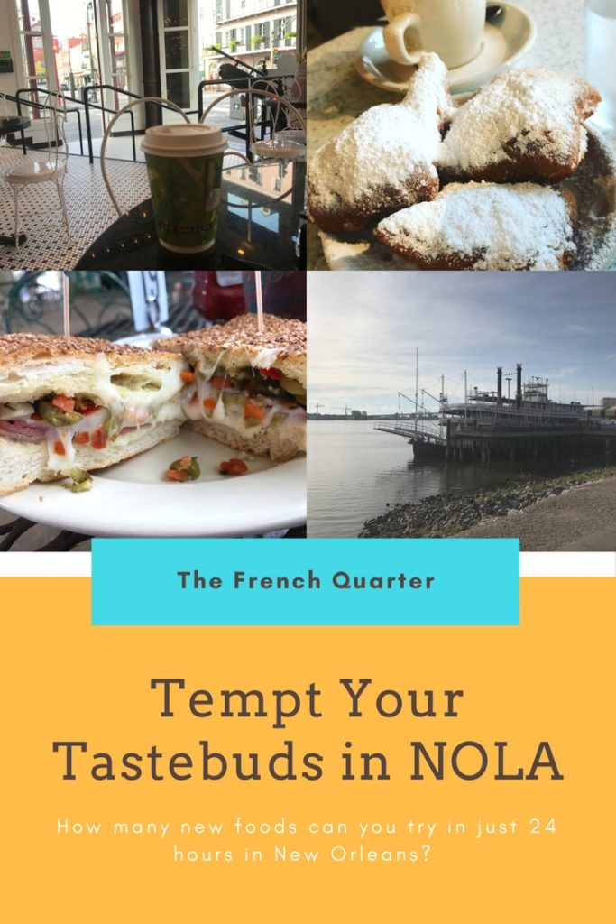 A foodies guide to New Orleans. Be prepared to grow your pallet and try out a few of these new foods! #Foodie #NOLA #NewOrleans #DiningGuide