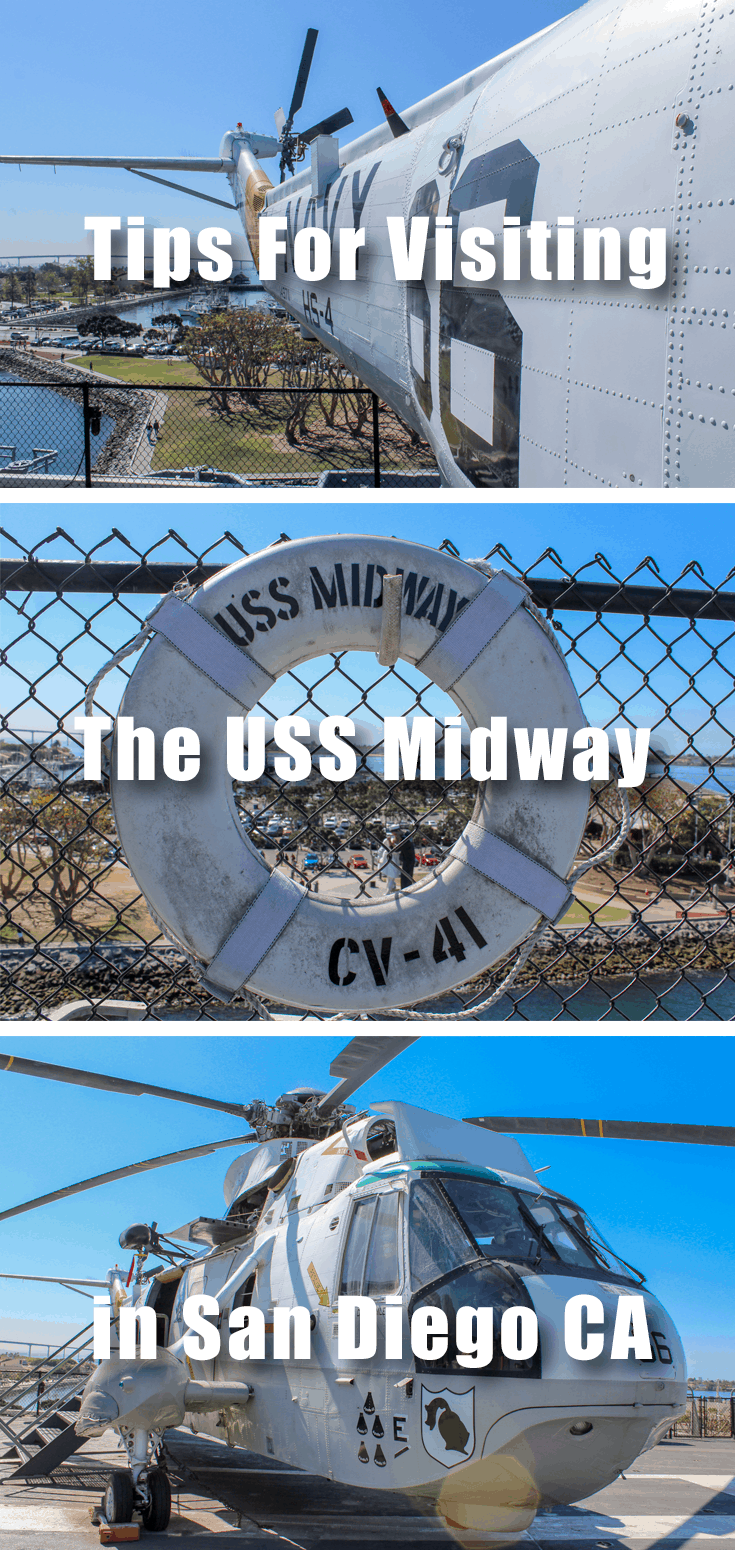 The USS Midway is full of fun things to explore. Make sure if you are headed to San Diego, you don't miss out on this family friend tour. #SanDiego | Travel Tips | Southern California | Military Tours