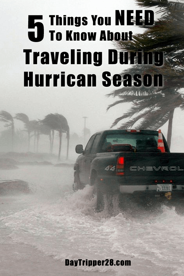 Is a hurricane threatening your vacation? Here are a few tips to make sure your trip is great and you stay safe! Caribbean Travel | Preparedness | Travel Insurance | Weather | Storms | USA
