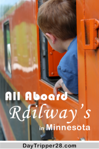 MN has some amazing scenic train rides for everyone. They provide food, entertainment, and stunning views the whole family will love. Wisconsin | Twin Cities | Minnesota | Weekend Day Trips | Family Fun | Adventure | History