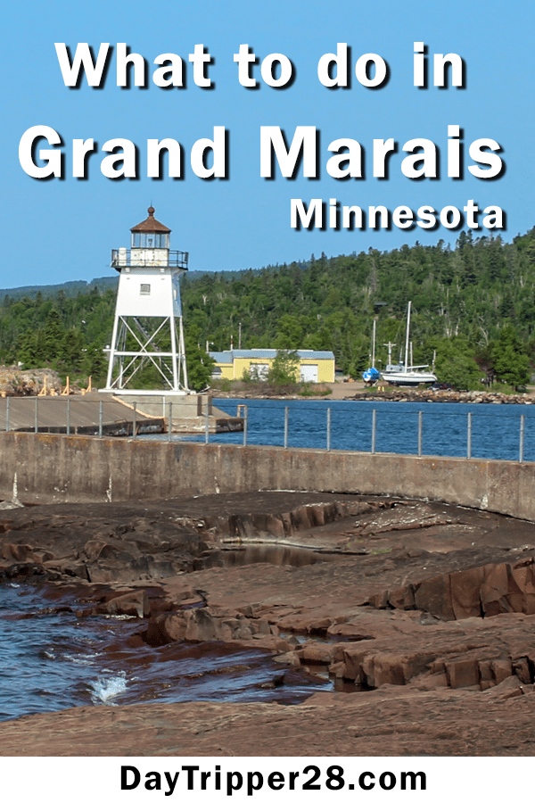 A fun trip to Grand Marais is the perfect romantic getaway on the North Shore of MN. Minnestoa | Lake Superior | Getaway