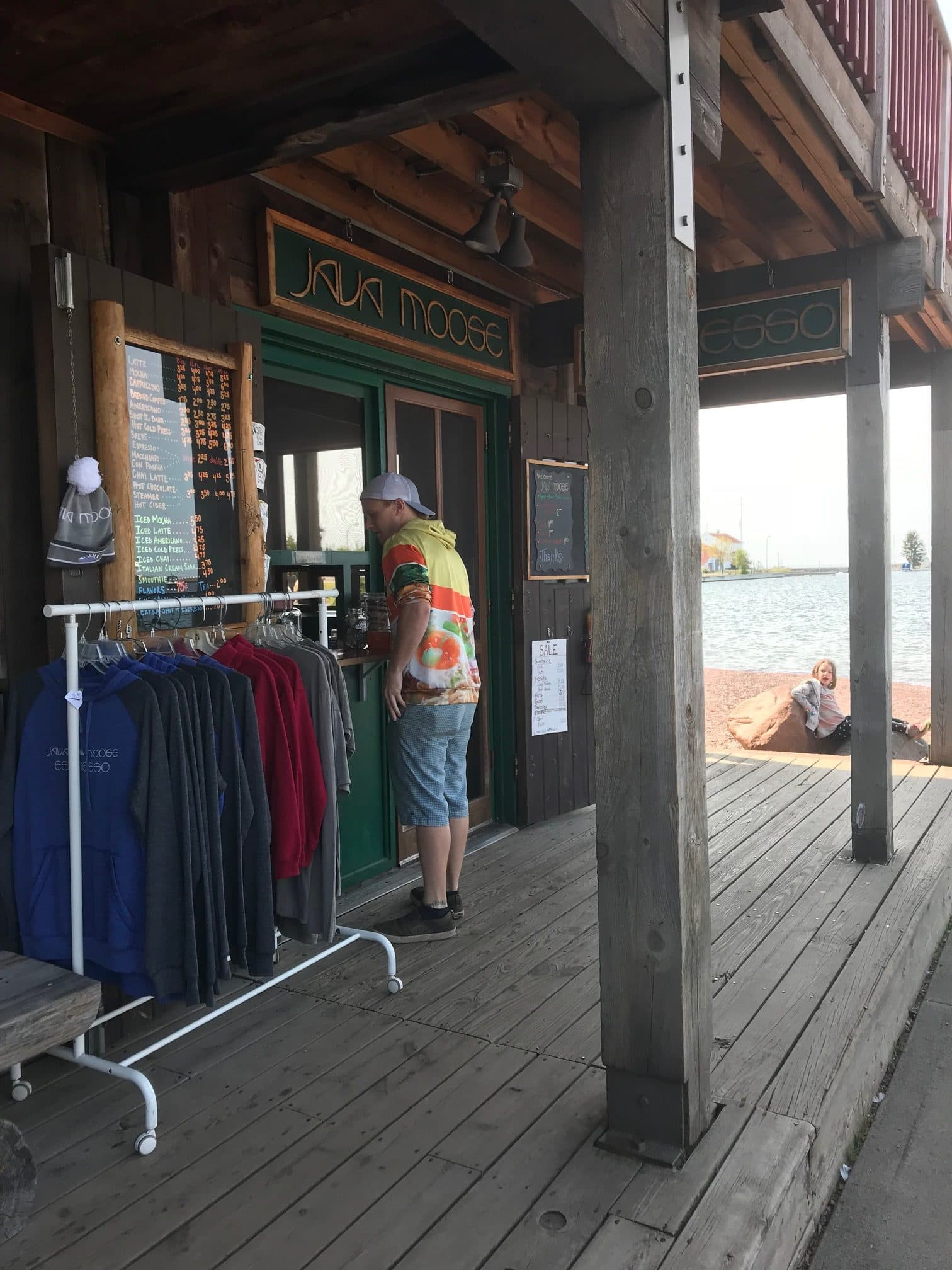 Java Moose | What to do in Grand Marais MN