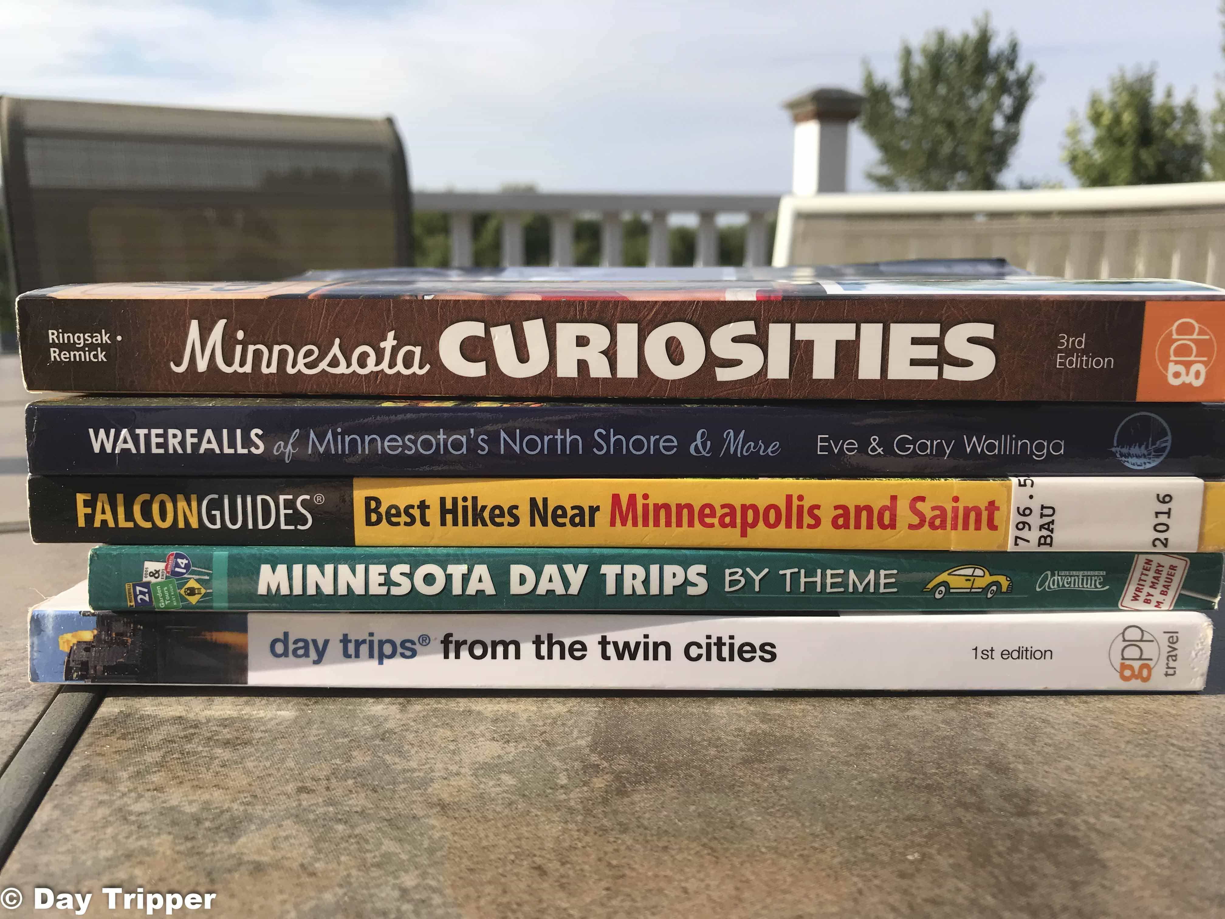 The Best MN Travel Books
